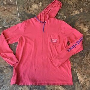 Vineyard Vines light hoodie